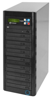 CopyWriter DVD-716  Premium Tower Copier - Copier DVD/CD Duplicator