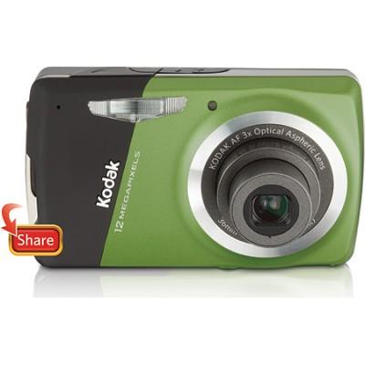 EasyShare M530 12 MP 2.7` LCD Digital Camera (Green)