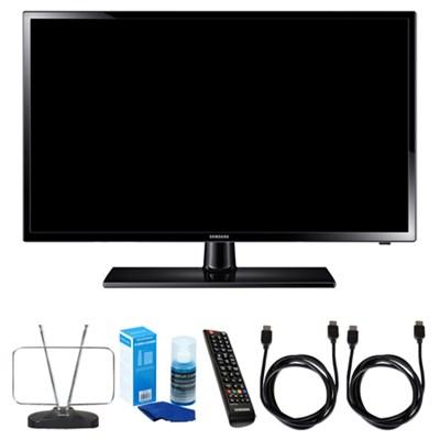 19-Inch 720p LED HDTV-UN19F4000 w/ TV Cut the Cord Bundle