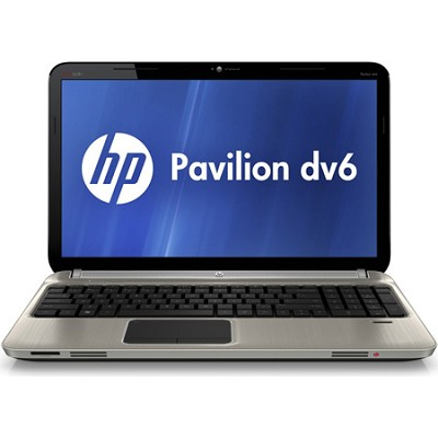 Pavilion 15.6` DV6-6C13NR Entertainment Notebook - AMD Quad-Core A6-3420M Proc.