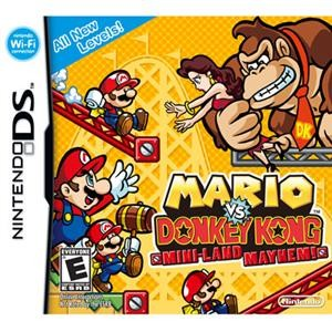 DS Mario vs. Donkey Kong: Mini-land Mayhem! For DS