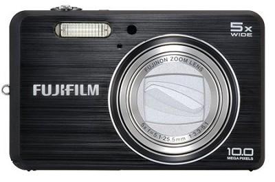 FINEPIX J150W 10MP 5x Optical Zoom 3` LCD Digital Camera (Black)