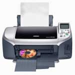 Stylus Photo R300M Color Inkjet Printer