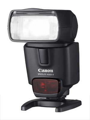 430EX II EOS Speedlite Flash CANON AUTHORIZED USA DEALER WARRANTY INCLUDED