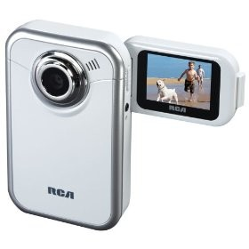 EZ207 Small Wonder Digital Camcorder (White)