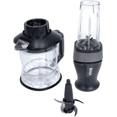 QB3000 Nutri Ninja 2 in 1 Blender Meal Prep REFURBISHED