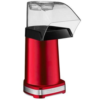 CPM-100MR - EasyPop Hot Air Popcorn Maker (Metallic Red)
