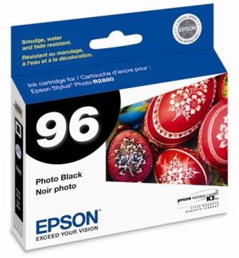 Photo Black Ink Cartridge for Epson Stylus R2880