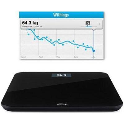 WS30 Wireless Scale - Black