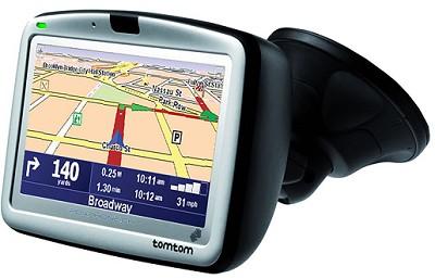 GO 910 Portable GPS Navigation System - OPEN BOX