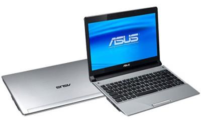 UL30Vt-A1 Intel SU7300, 13.3-inch Notebook - Silver