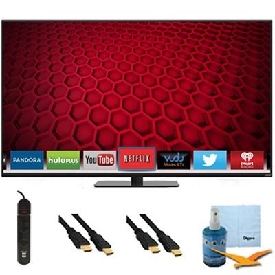 E700i-B3 - 70-Inch Full HD 1080p 120Hz LED Smart HDTV Plus Hook-Up Bundle