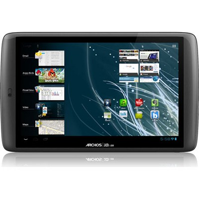 100 G9 8GB 10.1` Tablet with Android ICS 4.0, MAP 4 Smart Multi-Core Processor
