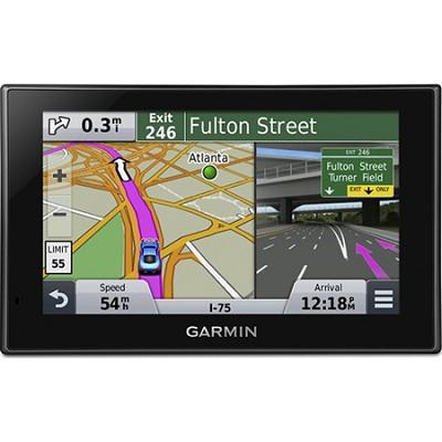 nuvi 2589LMT Advanced Series 5` GPS Navigation System w Bluetooth Lifetime Maps