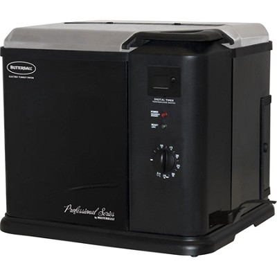 Butterball Professional Series Indoor Electric Turkey Fryer - OPEN BOX