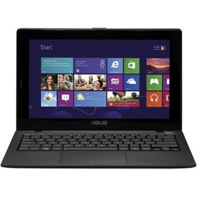 K200MA-DS01T 11.6-Inch Touchscreen Intel Celeron N 2815 Notebook - Blue