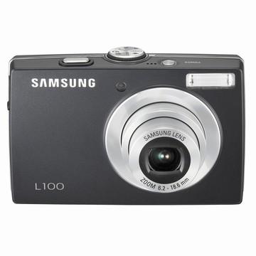 L100 8MP 2.5` LCD Digital Camera (Black)