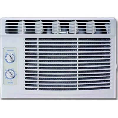 5000 BTU Window Air Conditioner Mechanical Controls
