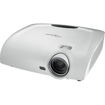 HD33 300-Inches 1080p Front Projector - White - OPEN BOX