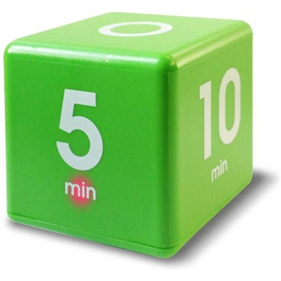 TimeCube - Green Simple Timer (DF-37)