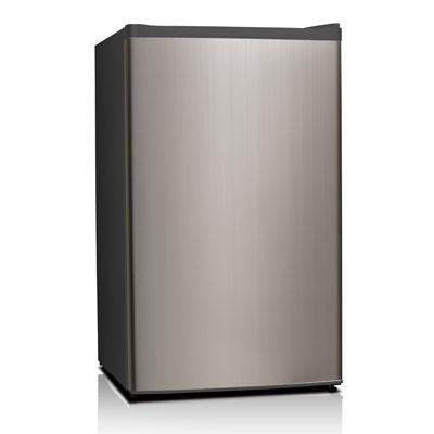 3.3 Cu. Ft. Single Reversible Door Refrigerator in Stainless Steel - WHS-121LSS1