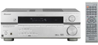 VSX-515S 5.1 Digital A/V Receiver (Silver)