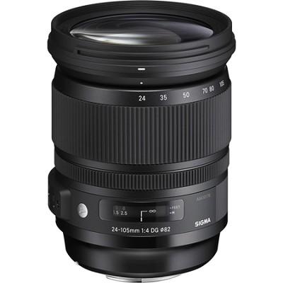 24-105mm F/4 DG OS HSM Lens for Nikon