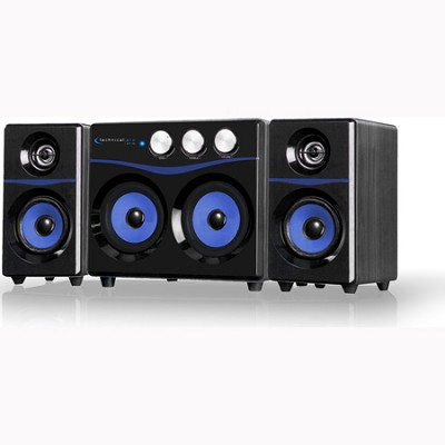 BLUET4 - Powered Bluetooth Loudspeaker