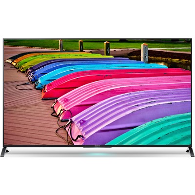 XBR49X850B - 49-Inch 4K Ultra HD 120Hz 3D LED TV X850B