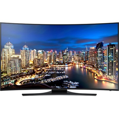 UN55HU7250 Curved 55-Inch 4K Ultra HD 120Hz Smart LED TV - OPEN BOX