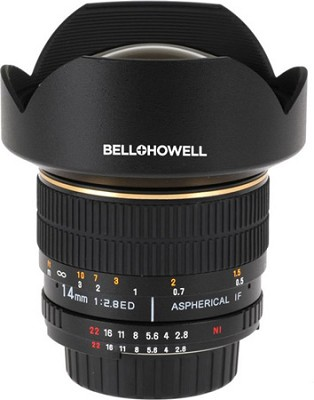 14mm f/2.8 IF ED MC Aspherical Super Wide Angle Lens for Olympus 4