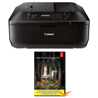 PIXMA MX472 Wireless Office All-In-One Printer w/ Photoshop Lightroom 5