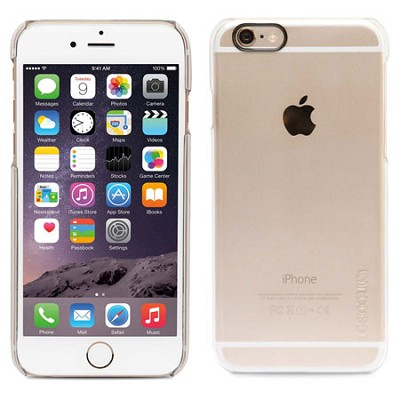 Incase Quick Snap Case for iPhone 6 - Clear