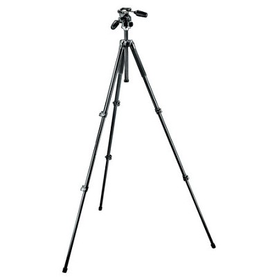 MK294A3-D3RC2 294 Aluminum Tripod Kit with 3-Way Head with Quick Release