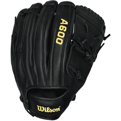 A600 Junior Baseball Glove - Right Hand Throw - Size 12`