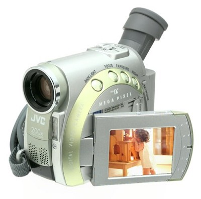 GR-D200 Digital Camcorder