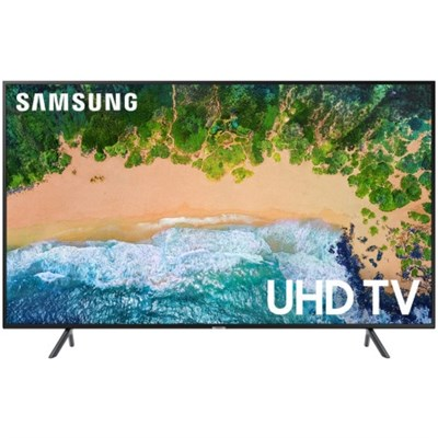 UN40NU7100 40` NU7100 Class 7-Series Flat Smart 4K UHD TV (2018 Model)