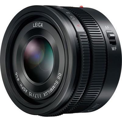 LUMIX G H-X015K Leica DG Summilux 15mm f/1.7 ASPH Lens