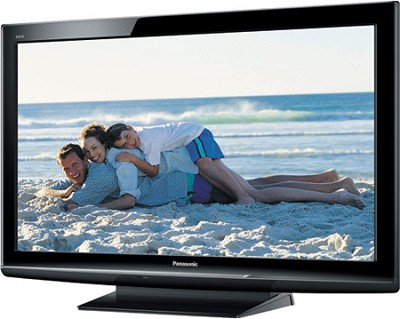 TC-P46S1 46` VIERA High-definition 1080p Plasma TV - REFURBISHED