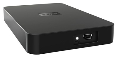 1 TB WD Elements SE Portable USB Drive ( WDBABV0010BBK-NESN   )