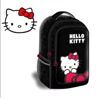 Back Pack Style 15.4` Laptop Bag - Black KT4337B