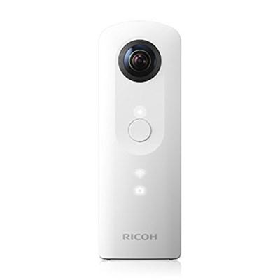 Theta SC 360 Degree Full HD Spherical Digital Camera - White