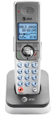 DECT 6.0 Digital Accessory Handset with Caller ID