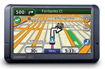 Nuvi 265WT 4.3-Inch Widescreen Portable GPS With Bluetooth and Traffic Alerts