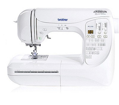 PC210PRW Limited Edition Project Runway Sewing Machine