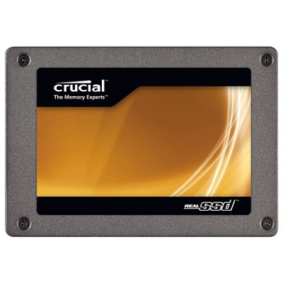 64GB Crucial C300 2.5` Solid-State Drive