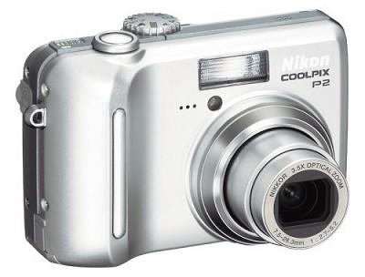 Coolpix P2 Digital Camera