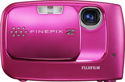 FINEPIX Z30 10 MP Digital Camera (Pink)