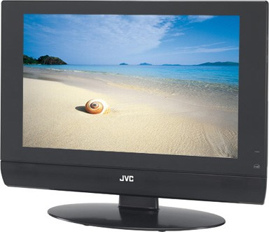 LT-32X585 32` High Resolution W-XGA LCD TV (Black)