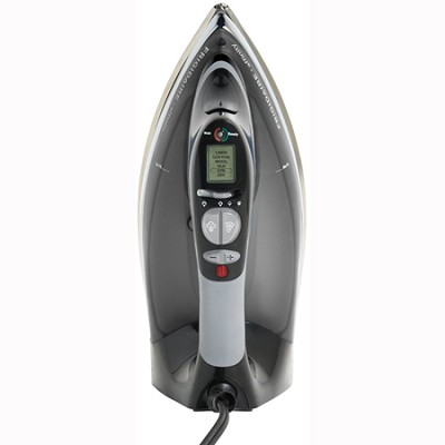 Affinity Steam+Pro LCD Iron (Classic Black) - FAFI16D7MB